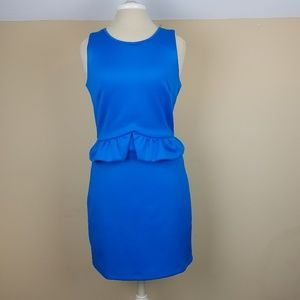 NWT Pim + Larkin Peplum Dress